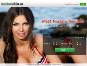 Russian Beauties Online Dating Service Post Thumbnail